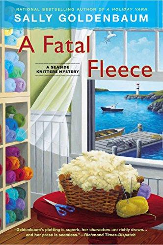 9780451239334: A Fatal Fleece (Seaside Knitters Mysteries)