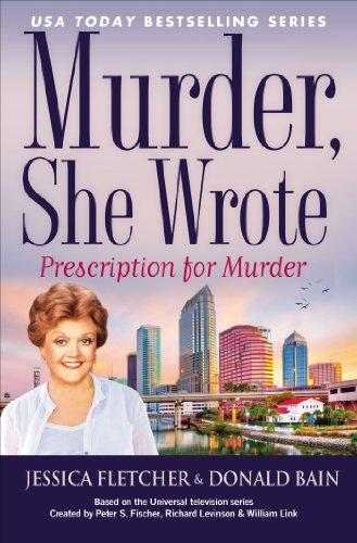 9780451239365: Murder, She Wrote: Prescription For Murder
