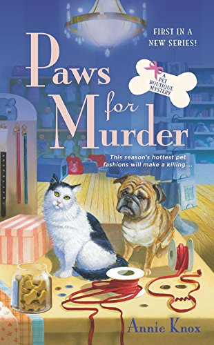 9780451239501: Paws for Murder (A Pet Boutique Mystery)