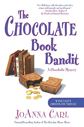 9780451239549: The Chocolate Book Bandit: A Chocoholic Mystery