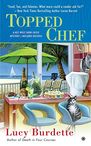 Topped Chef: Burdette, Lucy