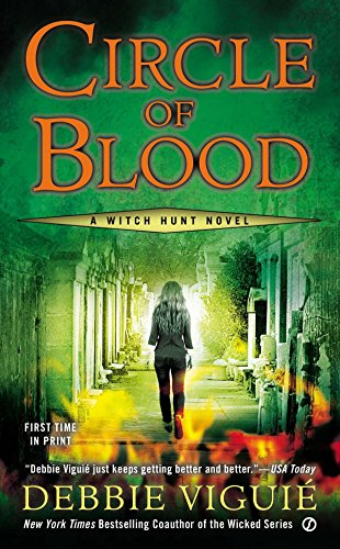9780451240149: Circle of Blood (Witch Hunt Novels)