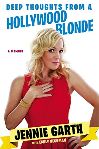 9780451240286: Deep Thoughts From A Hollywood Blonde: A Memoir