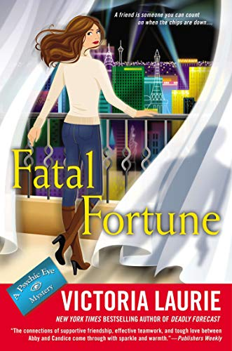 9780451240613: Fatal Fortune (Psychic Eye Mysteries)