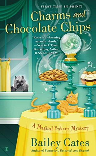 9780451240620: Charms and Chocolate Chips (Magical Bakery Mysteries)
