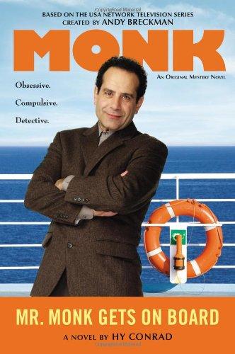 9780451240958: Mr. Monk Gets on Board