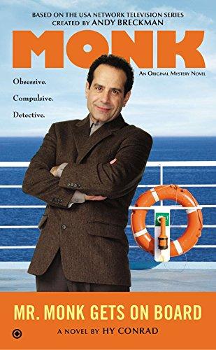 9780451240965: Mr. Monk Gets on Board