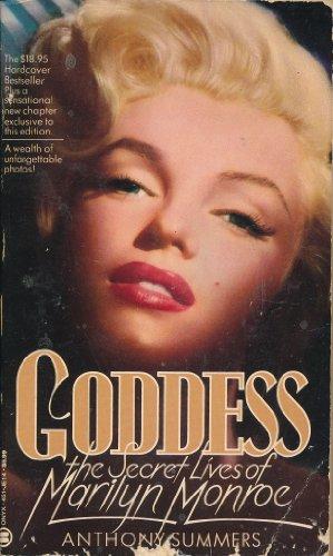 Goddess: The Secret Lives of Marilyn Monroe (Onyx): Summers, Anthony