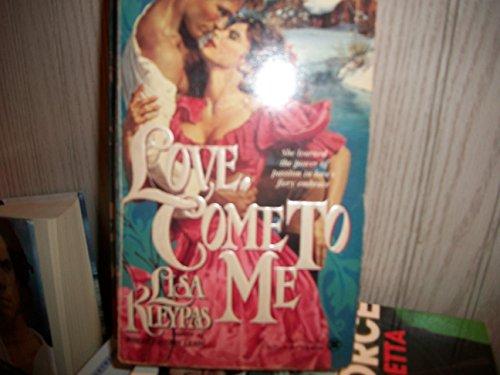 9780451400932: Love Come to Me (Onyx)
