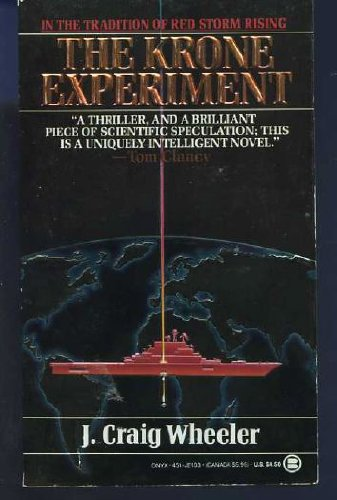 9780451401038: The Krone Experiment (Onyx)