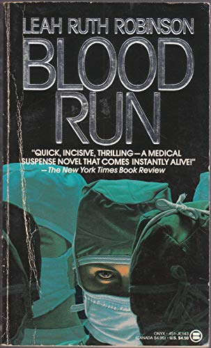 9780451401434: Robinson Leah Ruth : Blood Run (Onyx)