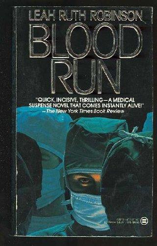 9780451401434: Blood Run (Dr Evelyn Sutcliffe)