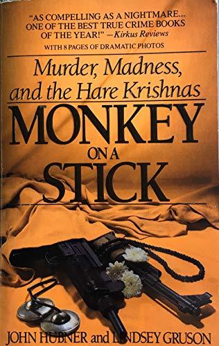 9780451401878: Hubner & Gruson : Monkey on A Stick (Onyx)