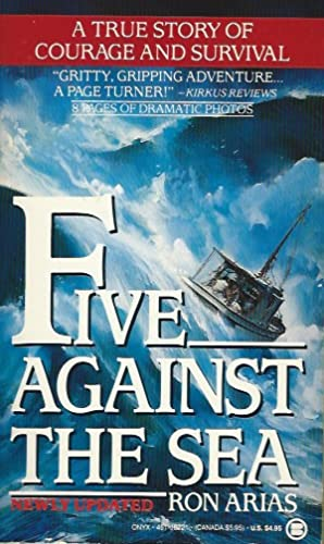 Five against the Sea (Onyx): Arias, Ron