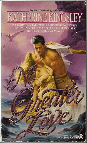 No Greater Love (Onyx): Kingsley, Katherine