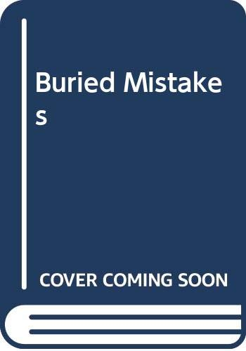 9780451403056: Buried Mistakes