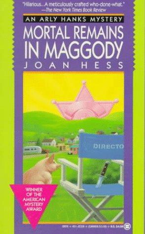 9780451403261: Mortal Remains in Maggody (Arly Hanks Mystery)