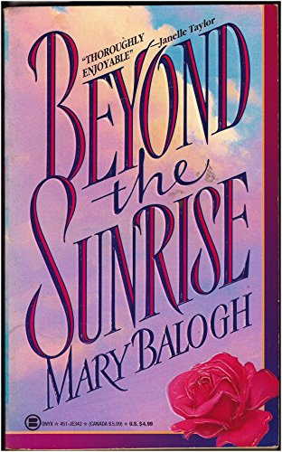 9780451403421: Beyond the Sunrise (Onyx)