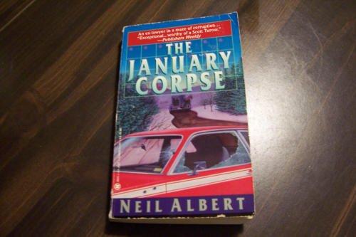 9780451403773: The January Corpse (Dave Garrett Mystery)