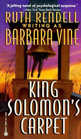 9780451403889: King Solomon's Carpet (Onyx)