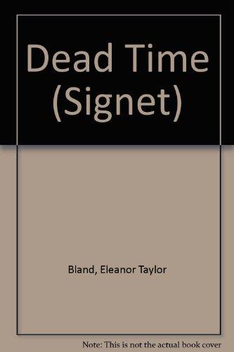 9780451404275: Dead Time (Signet)