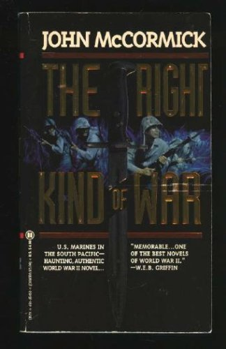 9780451404503: The Right Kind of War