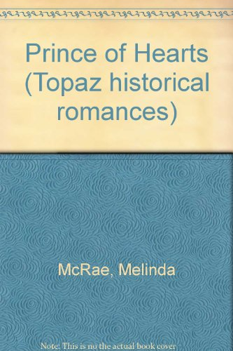 Prince of Thieves (Topaz historical romances) (0451404890) by McRae, Melinda