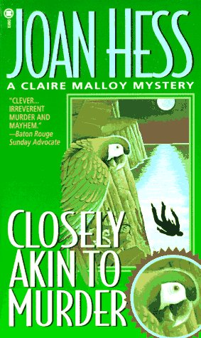 9780451405616: Closely Akin to Murder (Claire Malloy Mysteries, No. 11)