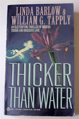 9780451406026: Thicker Than Water