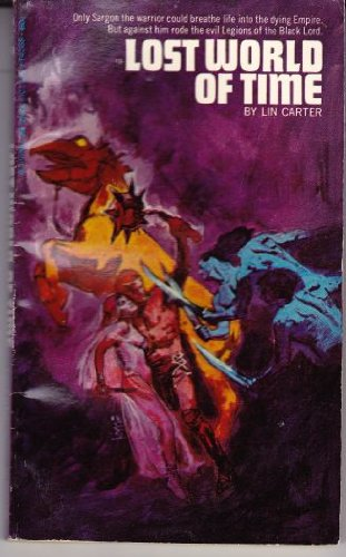 Lost World of Time: Lin Carter