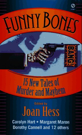 9780451407207: Funny Bones: 15 New Tales of Murder and Mayhem