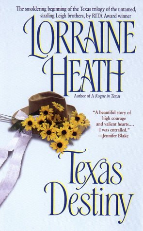 9780451407528: Texas Destiny