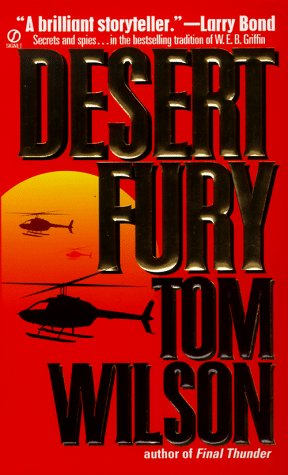 Desert Fury: Wilson, Tom