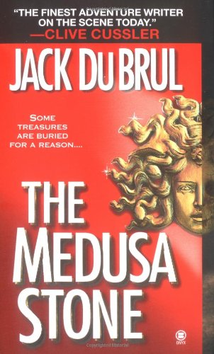 9780451409225: The Medusa Stone (Philip Mercer)