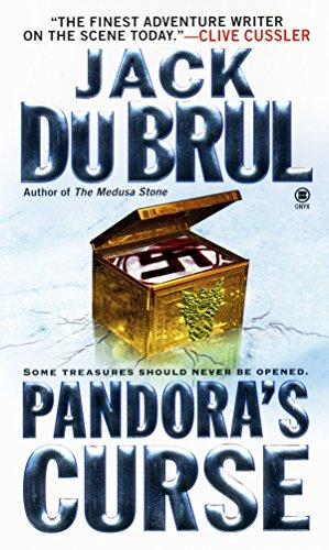 9780451409638: Pandora's Curse (Philip Mercer (Paperback))