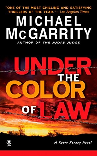9780451410443: Under the Color of Law (Kevin Kerney)