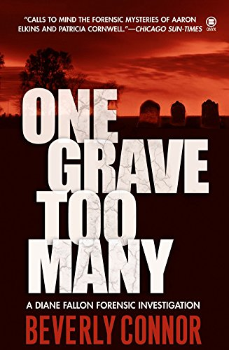 9780451411198: One Grave Too Many (Diane Fallon Forensic Investigation, No. 1)