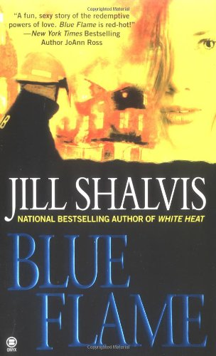 9780451411686: Blue Flame (Firefighters, Book 2)