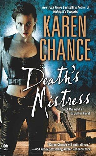 9780451412768: Death's Mistress: A Midnight's Daughter Novel