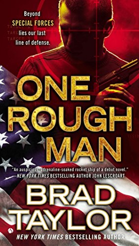 9780451413192: One Rough Man: A Spy Thriller (A Pike Logan Thriller)