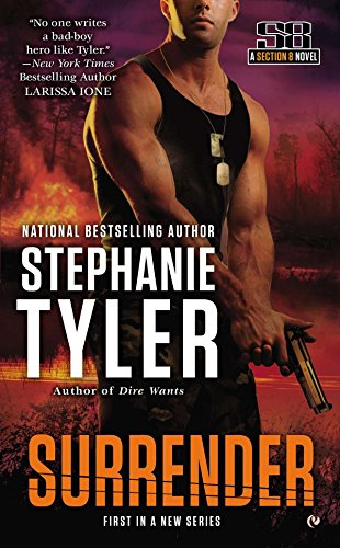 9780451413499: Surrender: A Section 8 Novel