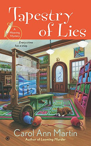 9780451413611: Tapestry of Lies: A Weaving Mystery