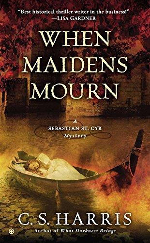 9780451414229: When Maidens Mourn: A Sebastian St. Cyr Mystery