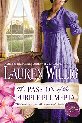 9780451414724: The Passion of the Purple Plumeria: A Pink Carnation Novel
