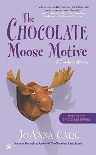 9780451414809: The Chocolate Moose Motive: A Chocoholic Mystery