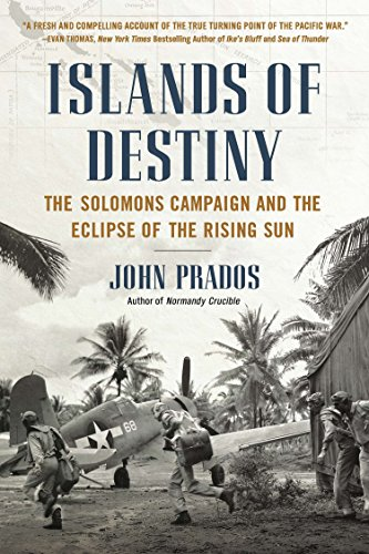 9780451414823: Islands of Destiny: The Solomons Campaign and the Eclipse of the Rising Sun