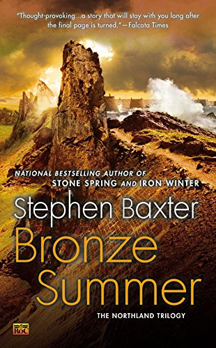 9780451414861: Bronze Summer (Northland Trilogy)