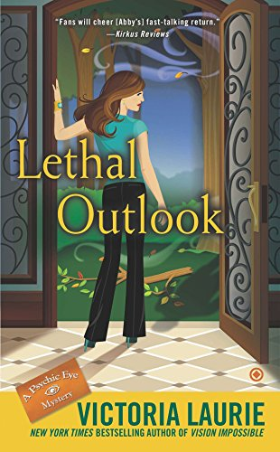 9780451414908: Lethal Outlook: A Psychic Eye Mystery