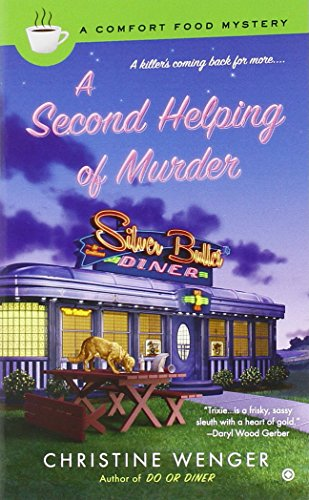 A Second Helping of Murder (BRAND NEW BOOK)