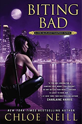 9780451415189: Biting Bad (Chicagoland Vampires)